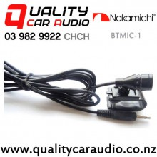 Nakamichi BTMIC-1 Car Stereo External Mic with Easy Finance
