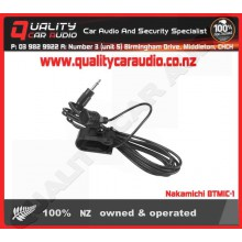 Nakamichi BTMIC-1 separate external mic - Easy LayBy