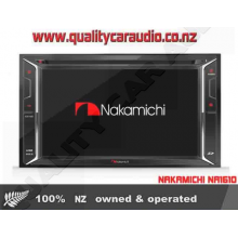 "NAKAMICHI NA1610 6.2"" DVD NAV USB AUX BT Unit - Easy LayBy"