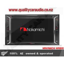 """NAKAMICHI NA1610 6.2"""" DVD NAV USB AUX BT Unit - Easy LayBy"""