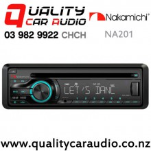 Nakamichi NA201 USB CD AUX NZ Tuners 1x Pre Out Car Stereo