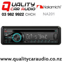 Nakamichi NA205 Bluetooth CD USB AUX NZ Tuners 1x Pre Out Car Stereo with Easy Finance