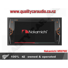 Nakamichi NA3710C 2 DIN Toyota Factory Fit Head Unit - Easy LayBy