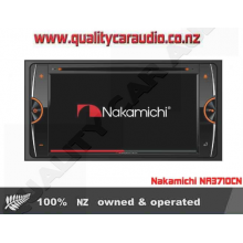 Nakamichi NA3710CN 2 DIN Toyota Factory Fit Head Unit - Easy LayBy