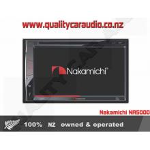 "Nakamichi NA5000 6.8"" BLUETOOTH DVD CD USB AUX IPOD NZ TUNERS"