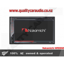 "Nakamichi NA5502 6.8"" NAVIGATION BLUETOOTH DVD USB AUX NZ TUNERS with Easy LayBy"
