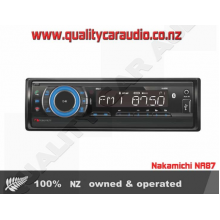 Nakamichi NA87 AUX USB BT Deckless Head Unit - Easy LayBy