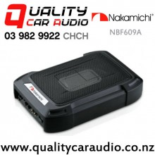 """Nakamichi NBF609A 10"""" 1000W (120W RMS) Active Car Subwoofer with Easy Finance"""