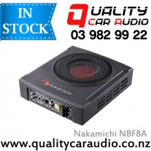 """Nakamichi NBF8A 8"""" 150W RMS Active Subwoofer - Easy LayBy"""