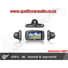 """Nakamichi ND27 Mobile DVR with 2.7"""" Monitor - Easy LayBy"""