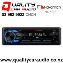 Nakamichi NQ711B Bluetooth USB AUX NZ Tuner 1x Pre Out Car Stereo with Easy Finance