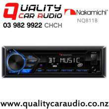 Nakamichi NQ811B Bluetooth CD USB AUX NZ Tuner Car Stereo 1x Pre Out with Easy Finance
