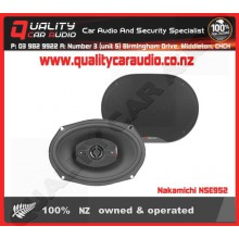 "Nakamichi NSE952 6x9"" 420W 2 Ways Coaxial Speaker - Easy LayBy"