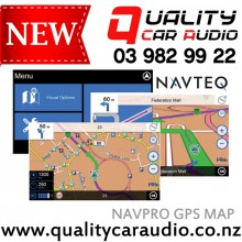 NAVPRO New Zealand GPS MAP - Easy LayBy