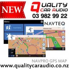 NAVPRO New Zealand GPS MAP - Easy LayBy