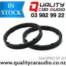 "NAVPRO SP-01 6"" Universal Car Speaker Spacer - Easy LayBy"