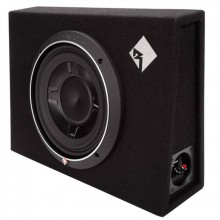 Rockford Fosgate P3S1x10 10 inch 300W RMS Shallow Enclosure with Easy payments
