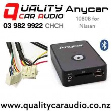 ANYCAR 1080B Bluetooth USB SD AUX for Nissan with Easy Finance Fitted From $279