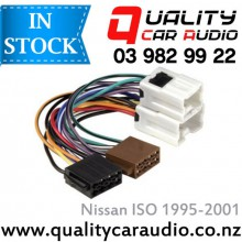 NISSAN TO ISO WIRING ADAPTOR (1995-2001)