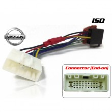 NISSAN TO ISO WIRING ADAPTOR (2007 ON)