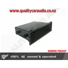 Nissan Car Stereo Single Din Pocket with Easy Layby