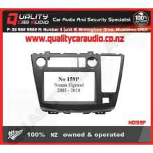 NO159P Nissan Elgrand 2005 Facia kit with Easy Layby