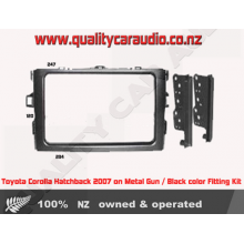 Toyota Corolla / Blade Hatchback 2007 on Metal Gun Fitting Kit