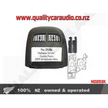 """Diahatsu 2005 Sirion Fitting  Kit Includes Bracket -""""EASY LayBy"""""""
