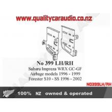 NO399LH/RH Impreza WRX Forester 96 02 Side Bkts - Easy LayBy