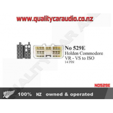 NO529E Commodore VR - VS to ISO Hook Up Lead - Easy LayBy