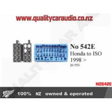 NO542E Honda 1998 on/Suzuki to ISO - Easy LayBy