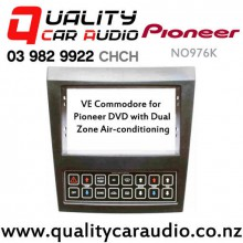 NO976K VE Commodore Series 1 Dual Zone Fitting Kit for Pioneer with Easy Finance