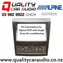 NO980K VE Commodore Series 1 Single Zone Fitting Kit Alpine with Easy Finance