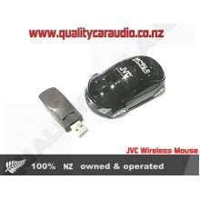 NPZ-8513 JVC Wireless Optical Mouse Black - Easy LayBy