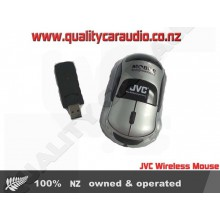 NPZ-8513 JVC Wireless Mouse Silver - Easy LayBy