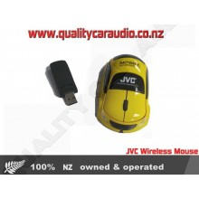 NPZ-8513 JVC wireless optical mouse Yellow - Easy LayBy