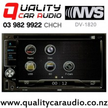 NVS DV-1820 USB DVD Touch Screen Car Stereo with Easy Finance