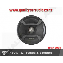 "Orion CM104 Cobalt 10"" 1100W Midrange Car Speakers with Easy Layby"