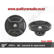 "Orion CM84 Cobalt 8"" 1000W Power Midrange Car Speakers with Easy Layby"