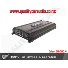 Orion CO1000.4 COBALT 4 Channel  4 x 80W AMP - Easy LayBy