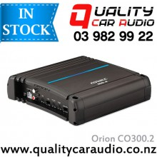 Orion CO300.2 COBALT 600W 2/1 Channels Bridgeable Mosfet Power Car Amplifier with Easy Layby