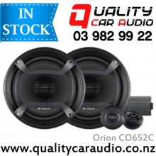 "Orion CO652C 6.5"" (165cm)  350W 2 Ways Car Component Speakers (Pair) with Easy Layby"