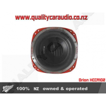 Orion HCCA102 10 inch 2000W RMS SUB - Easy LayBy