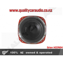 Orion HCCA104 10 inch 4Ω 2000W SUB - Easy LayBy