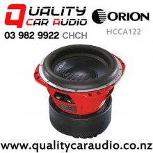 "Orion HCCA122 12"" 4000W (2000W RMS) Dual 2 ohm Voice Coil Car Subwoofer with Easy Finance"