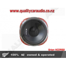 Orion HCCA152 15 inch 2Ω 2500W SUB - Easy LayBy