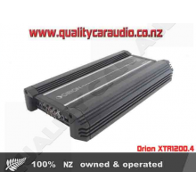 Orion XTR1200.4 4 CH 4 X 200W AMP - Easy LayBy