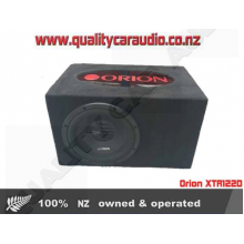"Orion XTR122D 12"" sub with MDF Box - Easy LayBy"