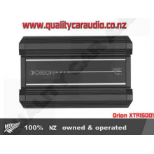 Orion XTR15001 MONO CH 1 X 400/750/1500W AMP - Easy LayBy