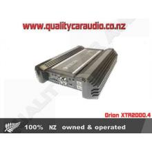 Orion XTR2000.4 4 CH 4 X 300W AMP LayBy